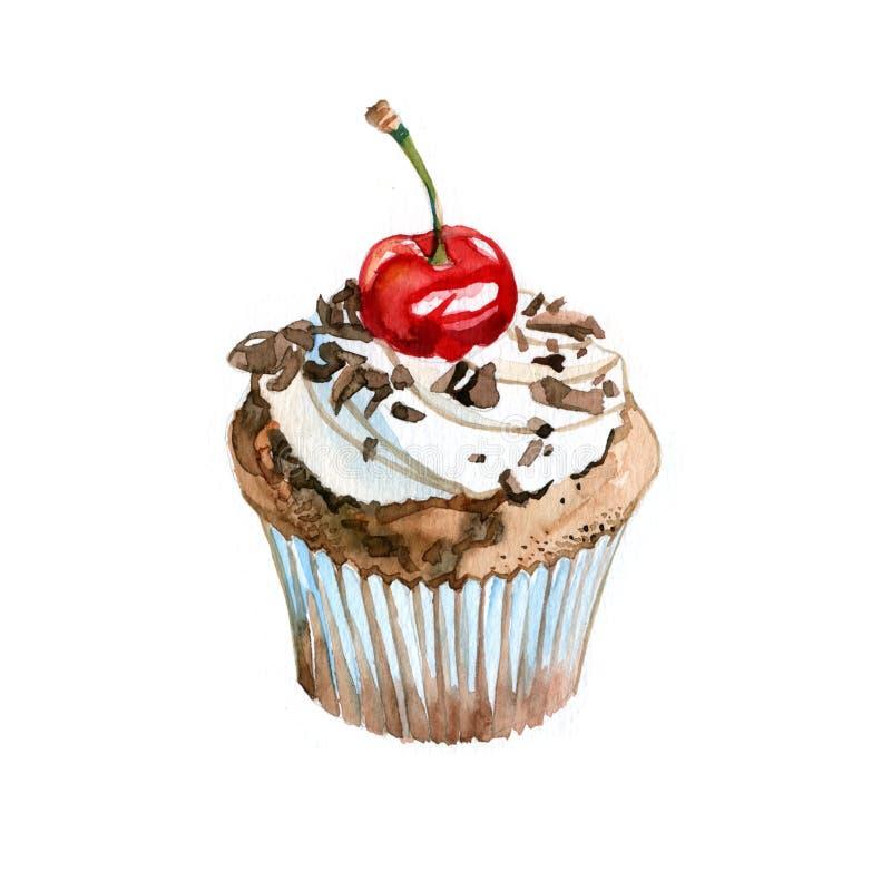 Cupcake royalty free stock photography