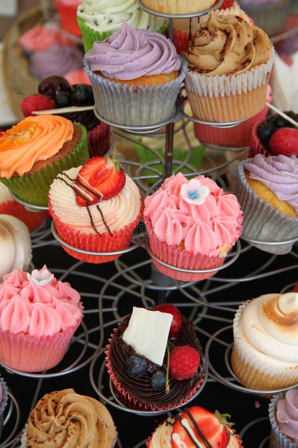 Free Cupcakes Royalty Free Stock Image - 15058786