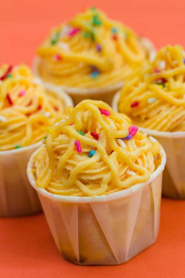 Download Cupcakes stock image. Image of cakes, sauce, cupcakes - 20332255