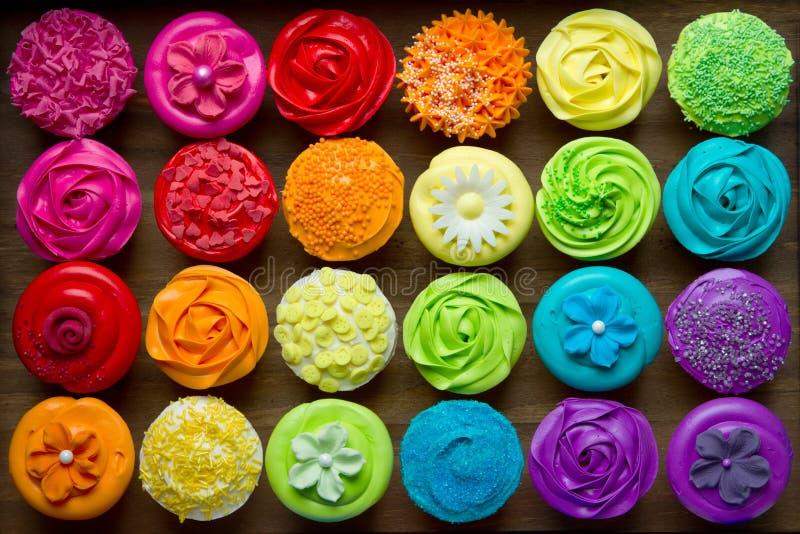 cupcakes στοκ εικόνες με δικαίωμα ελεύθερης χρήσης