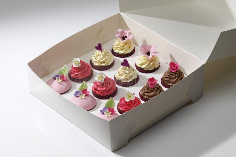 Cupcakes royalty-vrije stock foto's