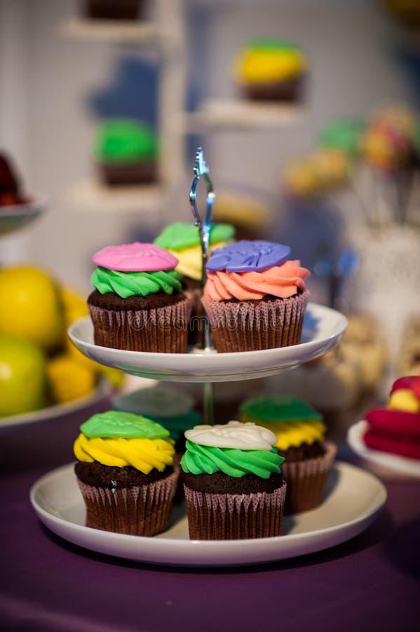 cupcakes lizenzfreie stockbilder