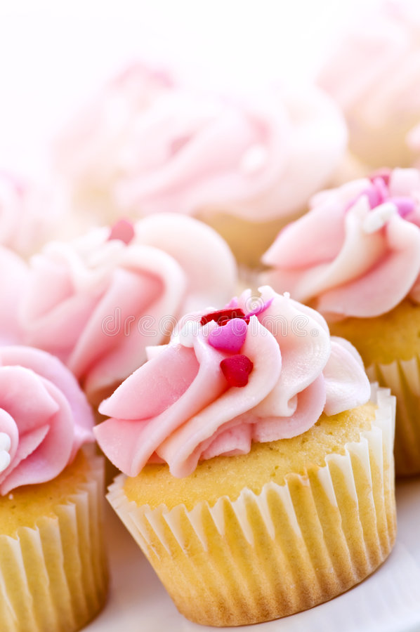 Download Cupcakes stock image. Image of decorate, little, decorated - 9012681