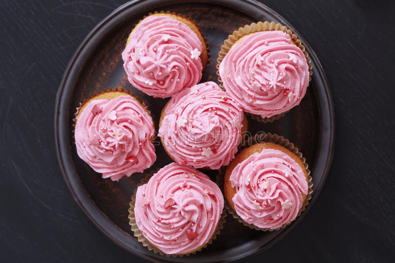 Download Cupcakes stock photo. Image of cupcakes, icing, baking - 30333450