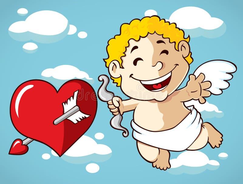 cupid stock illustrationer