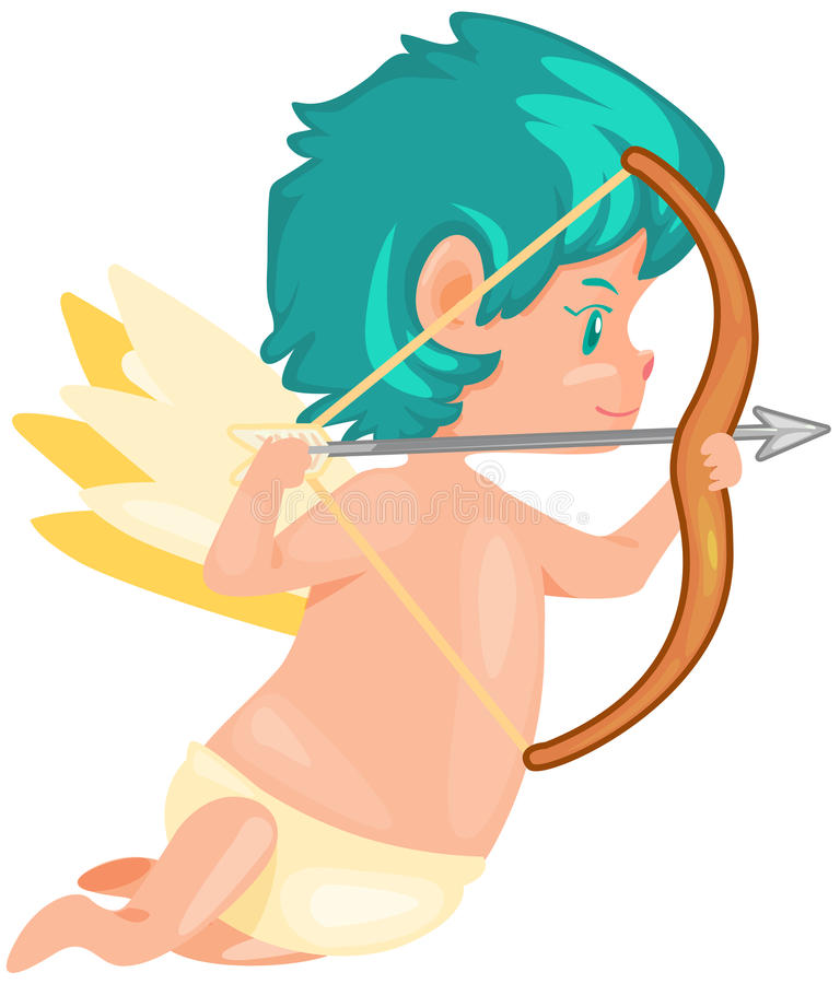 Download Cupid Royalty Free Stock Images - Image: 18058399