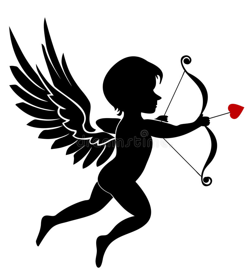 Free Cupid Royalty Free Stock Photography - 20665227