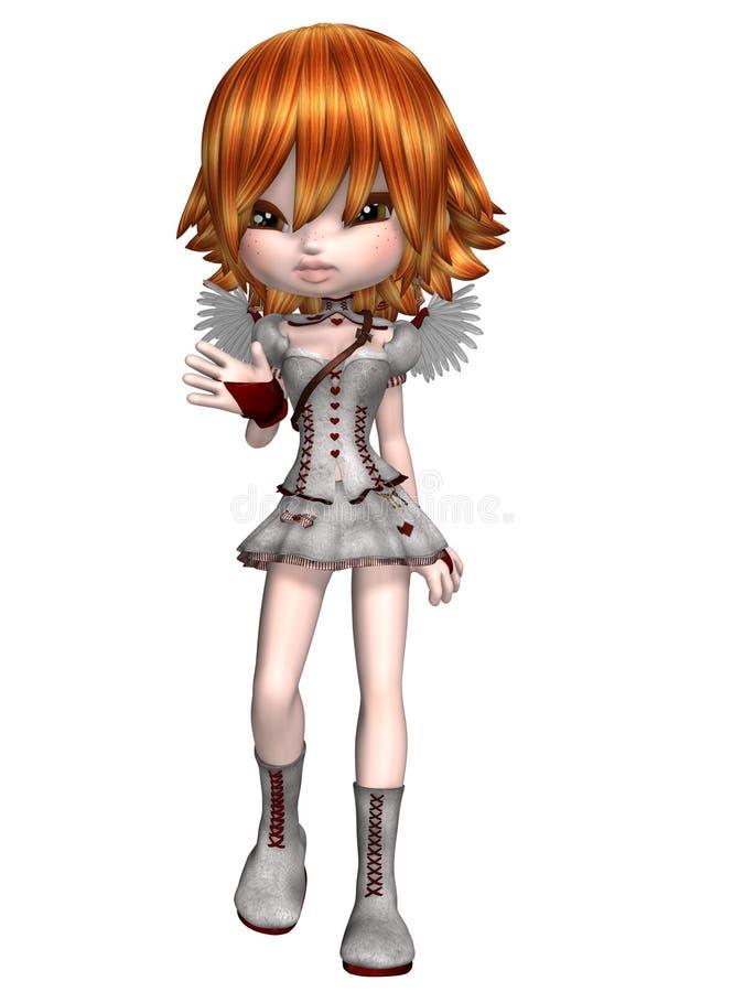 Cupid ilustração royalty free