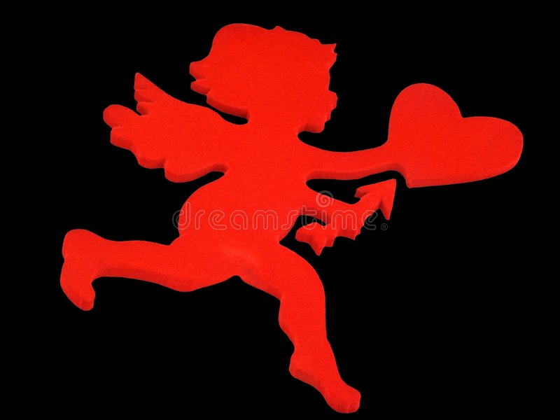 Download Cupid stock illustration. Image of adore, devotion, cheerful - 442684