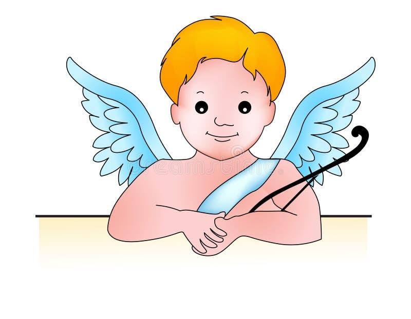 cupid ilustração stock