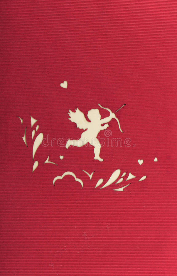 Free Cupid Background Royalty Free Stock Photos - 13787648