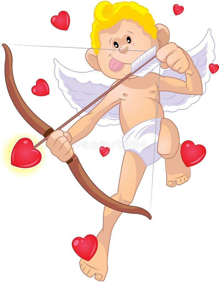 Cupido imagen de archivo