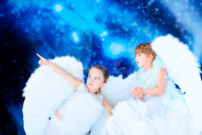 Cupids imagens de stock royalty free