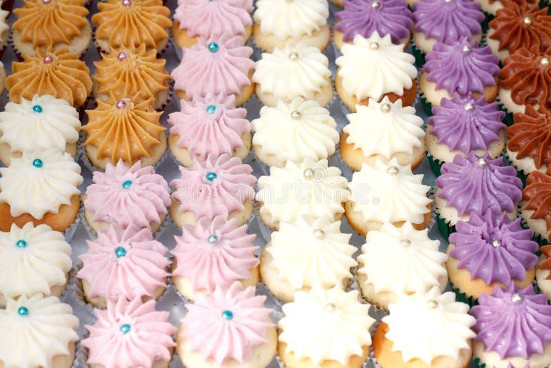 Cupkuchen lizenzfreies stockfoto