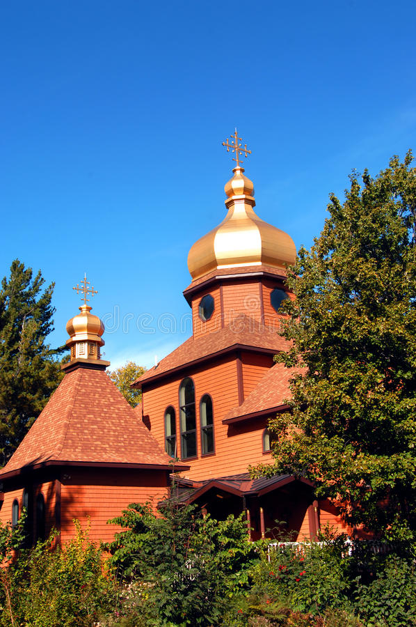 Free Cupola And Cross Stock Photography - 29761102