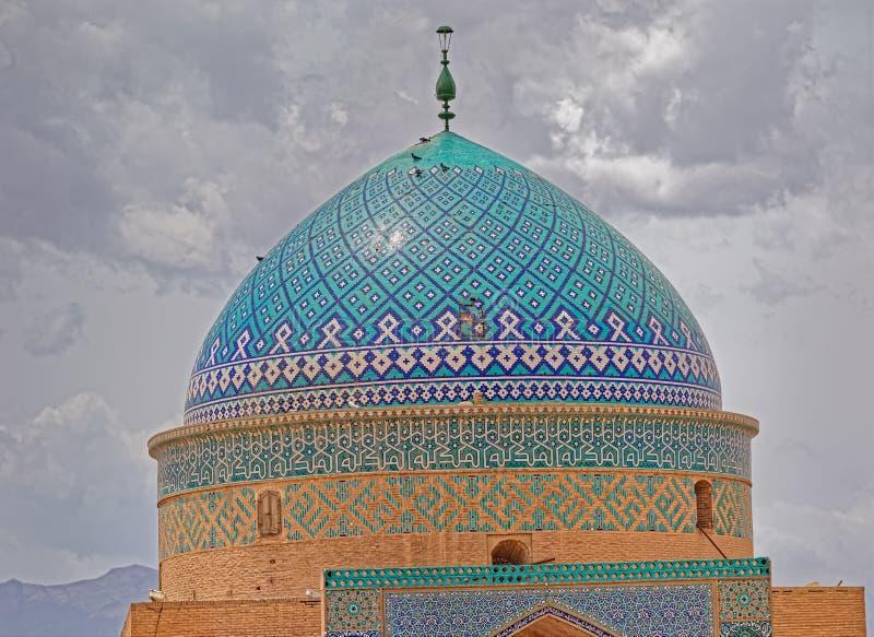 Download Cupola Della Moschea Di Yame Immagine Stock Editoriale - Immagine di islam, iran: 117981204