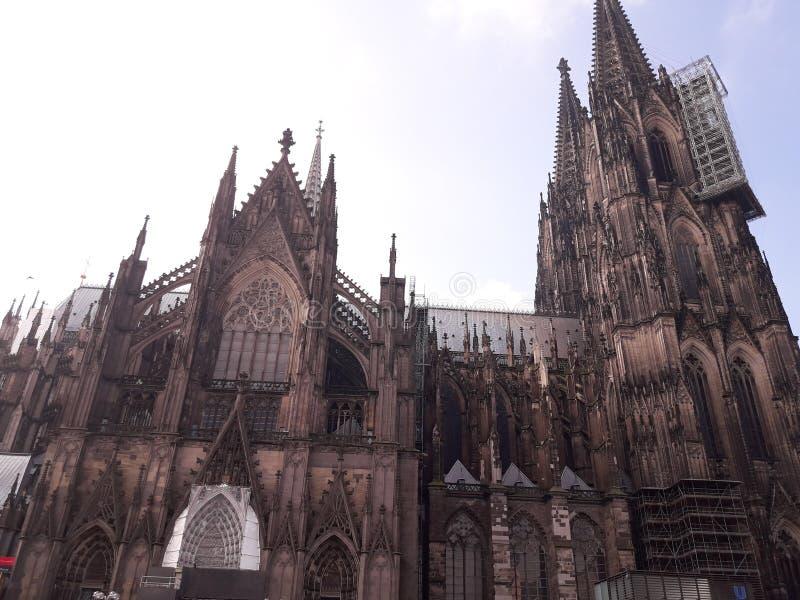 Cupola di Colonia immagini stock