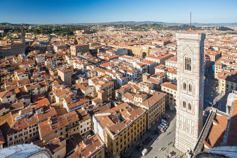 Cupola di Firenze, Italia fotografie stock