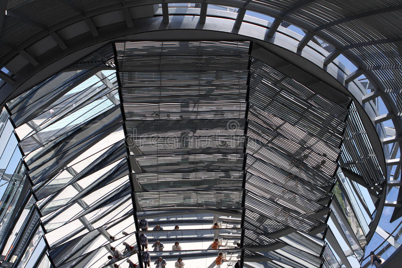 Download Cupola Of The German Reichstag Editorial Photo - Image: 17974481
