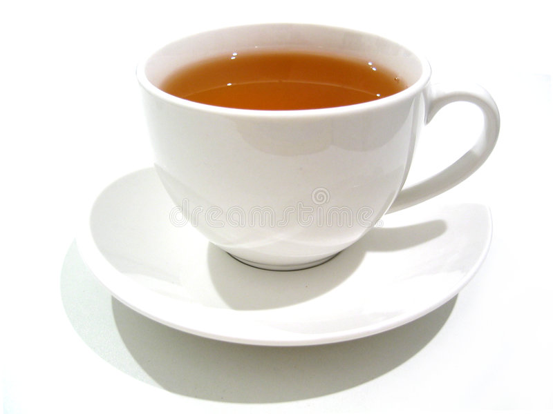 cuppa茶 免版税图库摄影