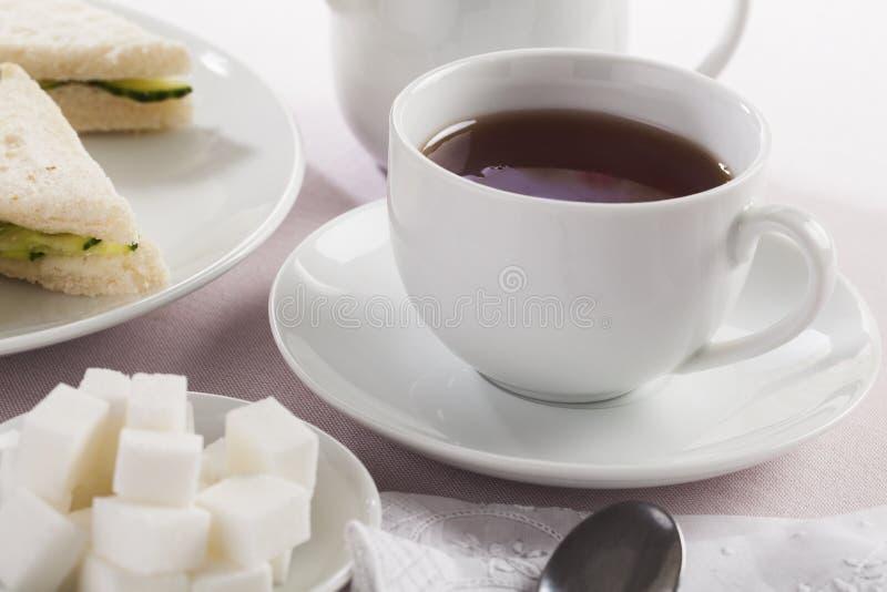 Cuppa стоковые изображения