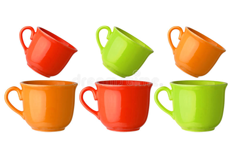 Cups Royalty Free Stock Photos