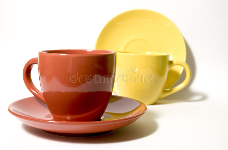 Cups 3 Stock Image