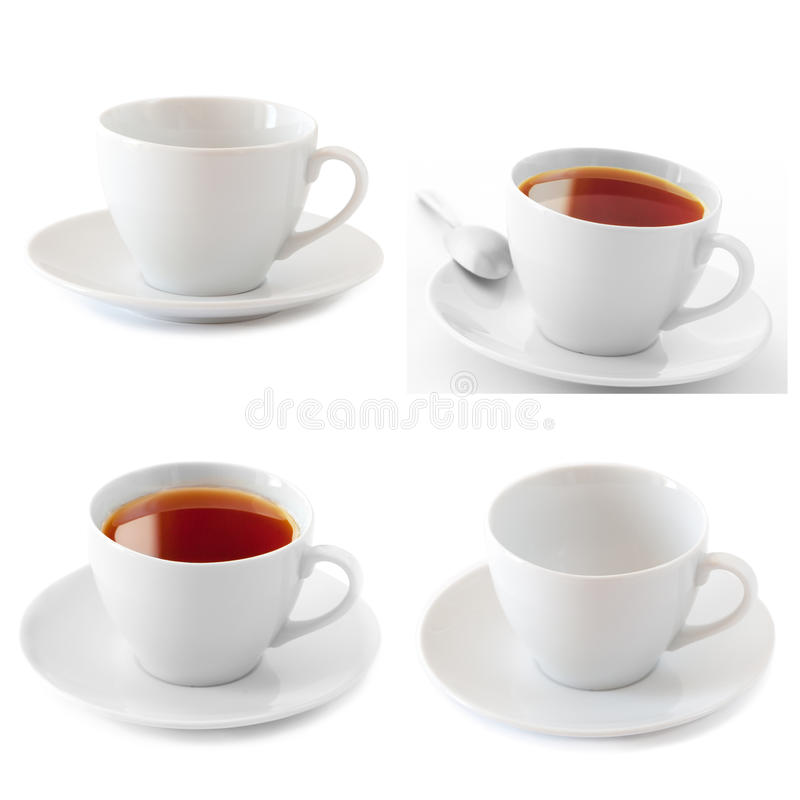 Download Cups collage stock image. Image of close, background - 30863299