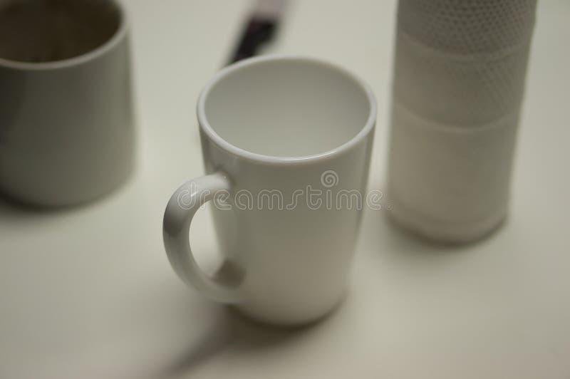 Cups & pots stock photos