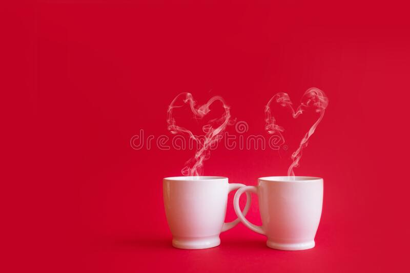 Drinks on the table royalty free stock photography
