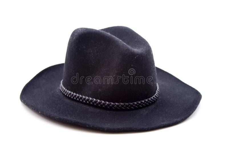 Cura ad ovest con il hatband immagine stock libera da diritti