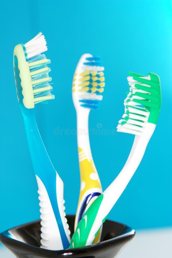 Cure odontoiatriche immagine stock