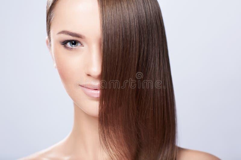 Cura di capelli immagini stock