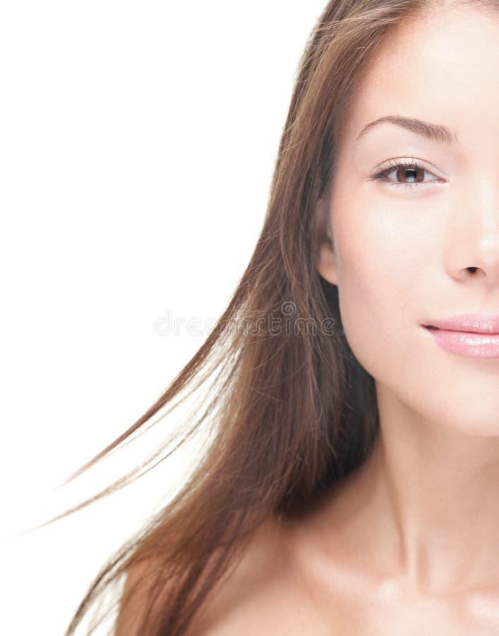 Cura di pelle di bellezza fotografie stock
