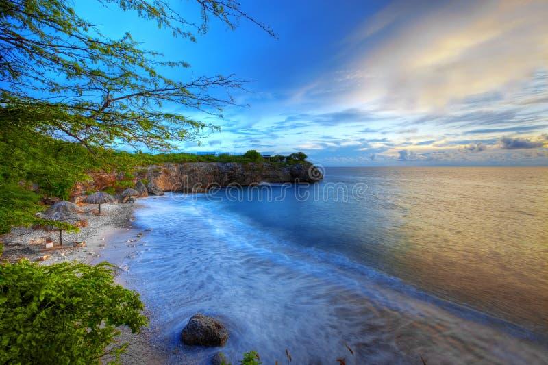 Curacao royalty-vrije stock afbeeldingen