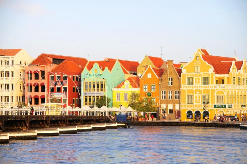 Download Curacao editorial photo. Image of holiday, colored, punda - 34927566