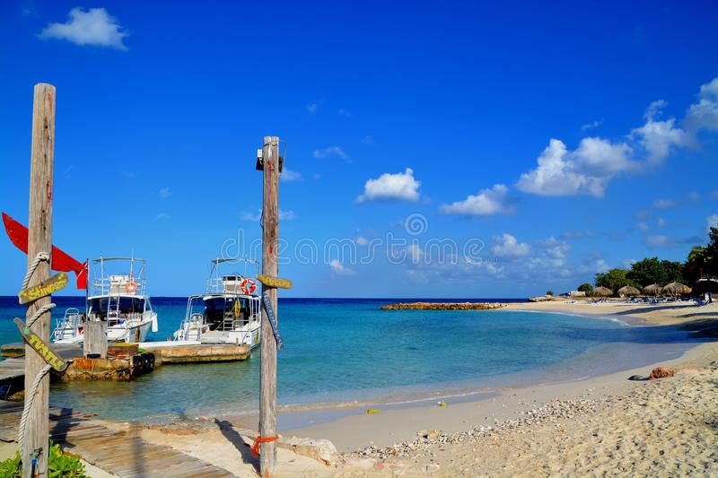 Curacao royalty free stock images