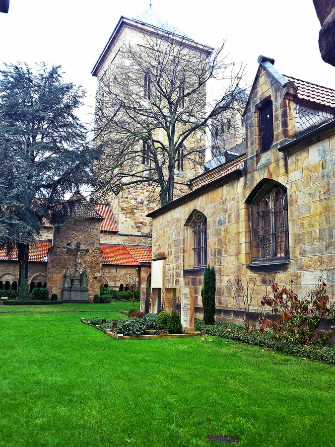 Curch in Germany royalty free stock photography