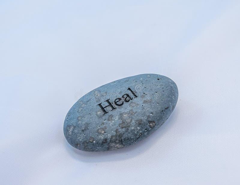 CURE la roca imagen de archivo