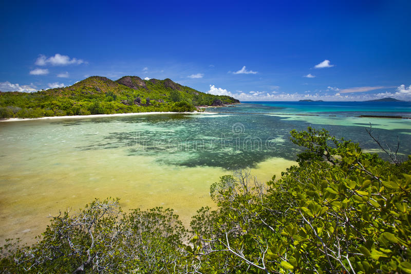 Download Curieuse Island/ Seychelles Stock Image - Image of beach, getaway: 39503407