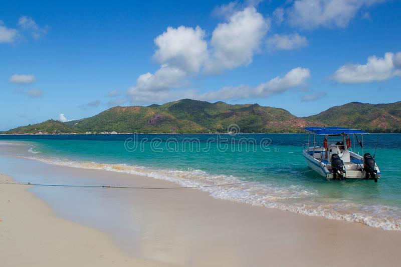 Curieuse, Seychelles obrazy royalty free