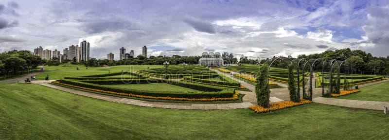Curitiba en Paraná, el Brasil imágenes de archivo libres de regalías