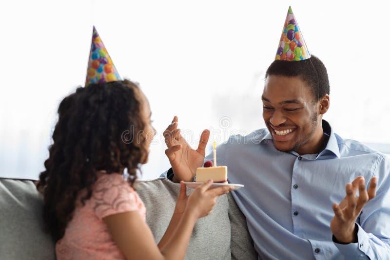 Happy birthday african man
