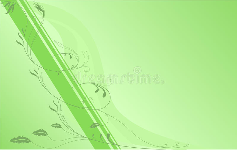 Download Curly branches stock vector. Image of curves, around - 14173660