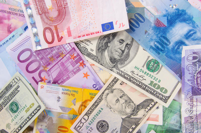 Download Currencies stock image. Image of currencies, individuality - 39507477