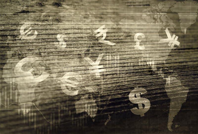 currency stock de ilustración