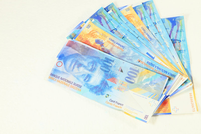 Currency stock image