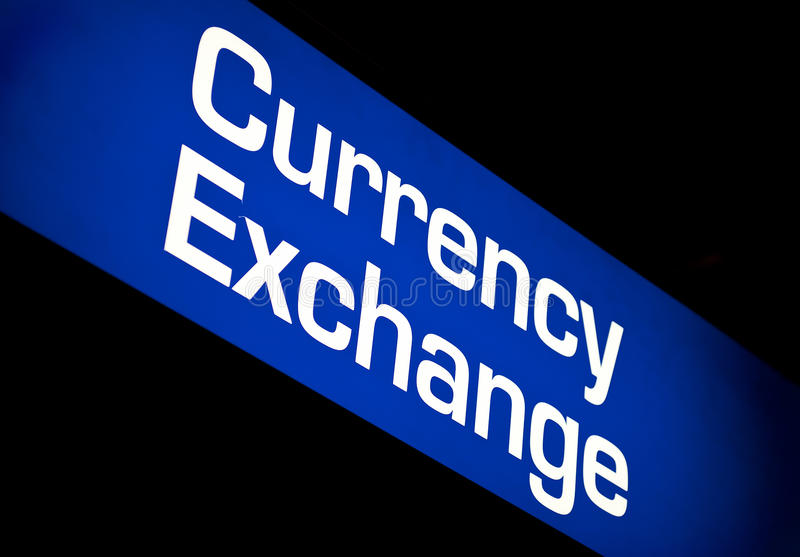 Download Currency exchange Sign stock image. Image of green, money - 21126177