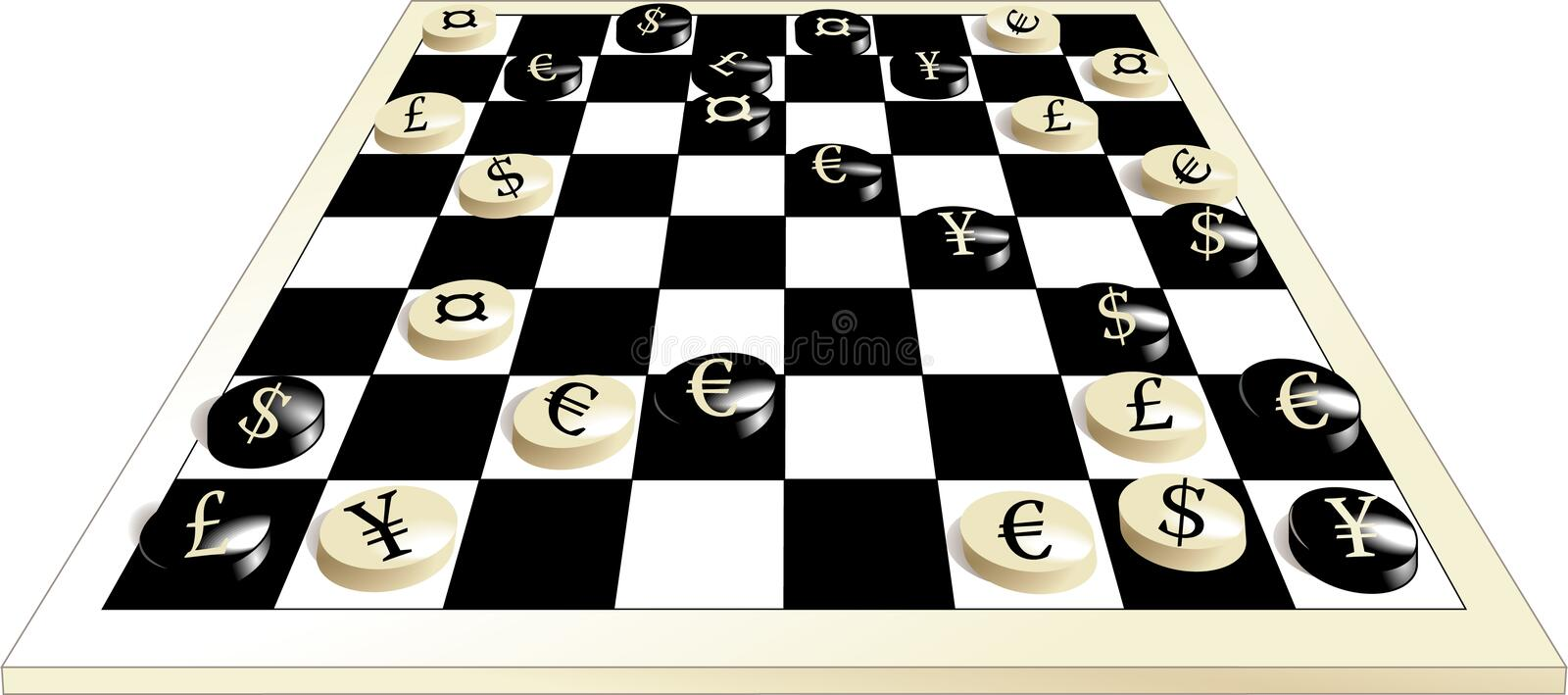 Currency Play Stock Photos