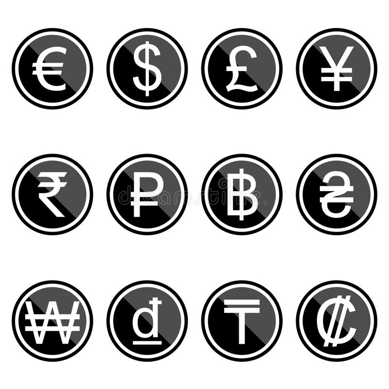 Currencies And Symbols Of Different Countries Gallery Free Symbol